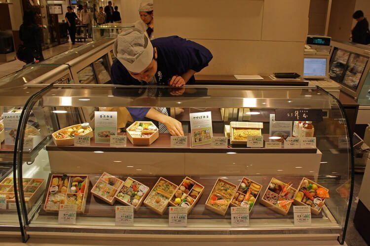 "Tokyo Department Store ""Depachika"""