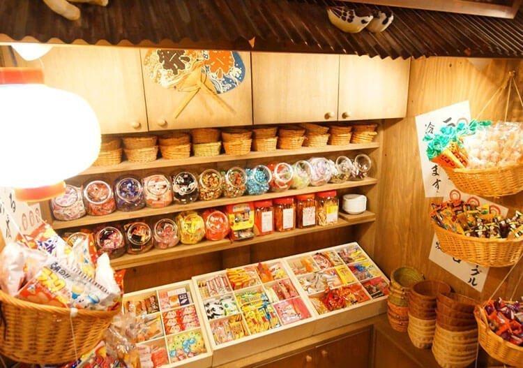 Shibuya Dagashi Bar